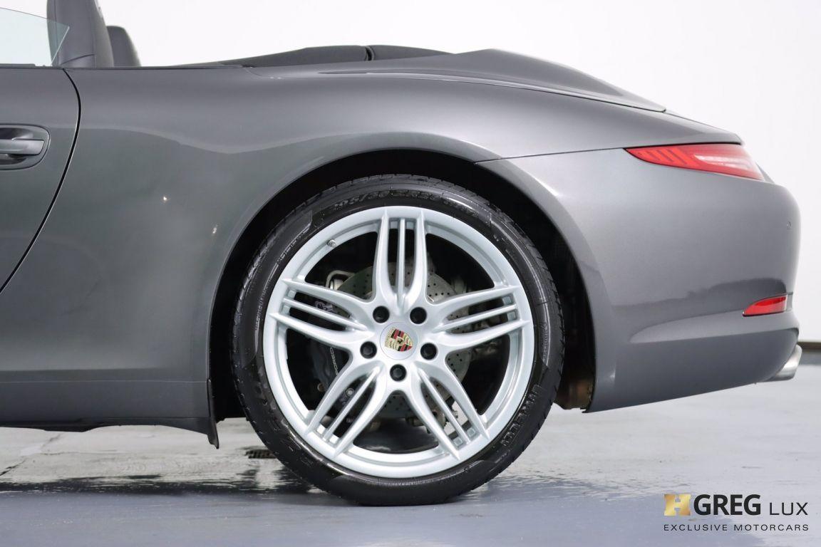 2013 Porsche 911  #25