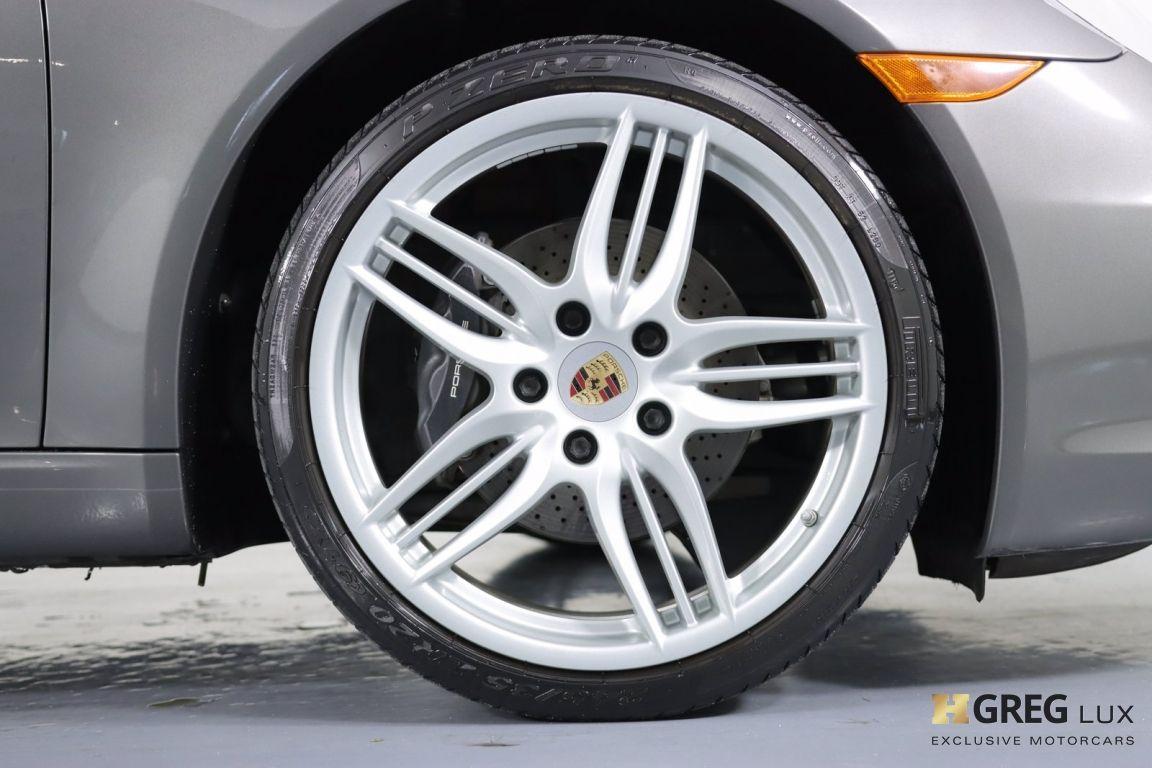 2013 Porsche 911  #13