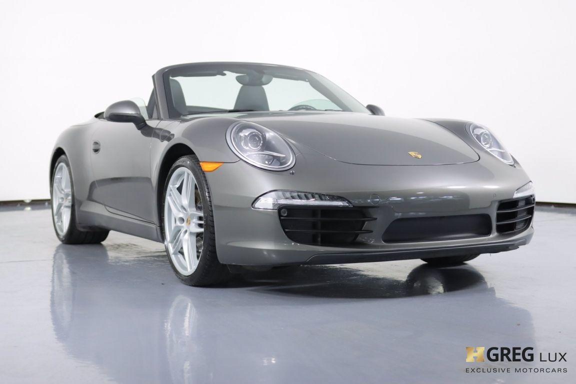 2013 Porsche 911  #28