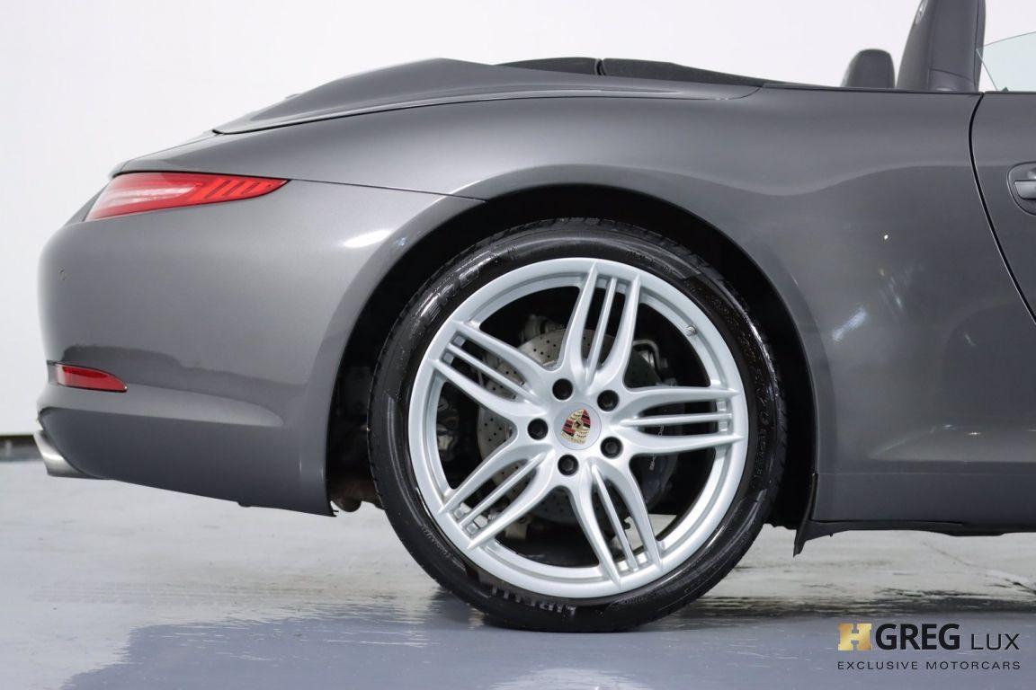2013 Porsche 911  #14