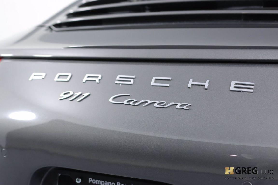 2013 Porsche 911  #20