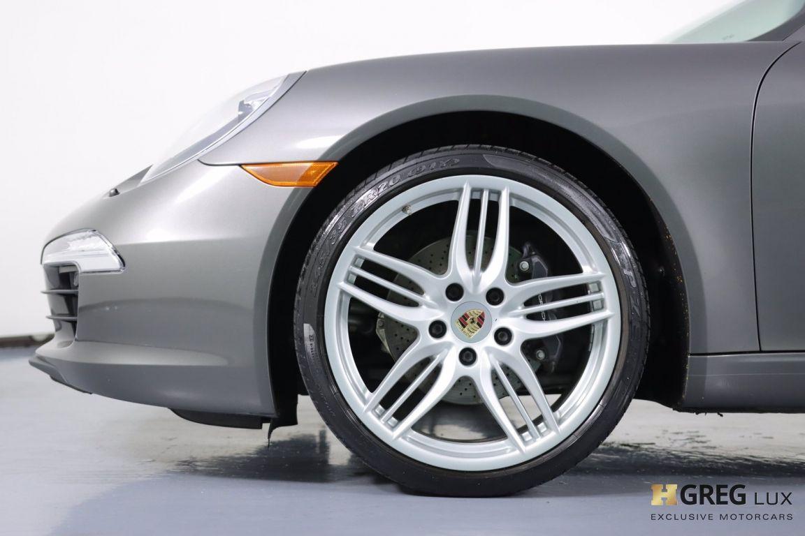 2013 Porsche 911  #23