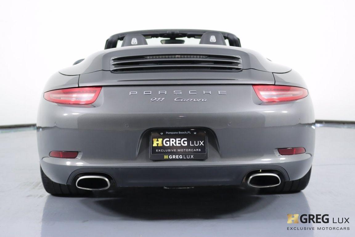 2013 Porsche 911  #17