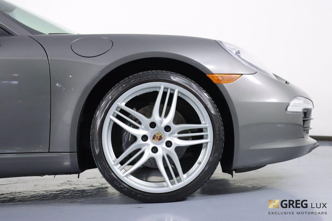 2013 Porsche 911  #12