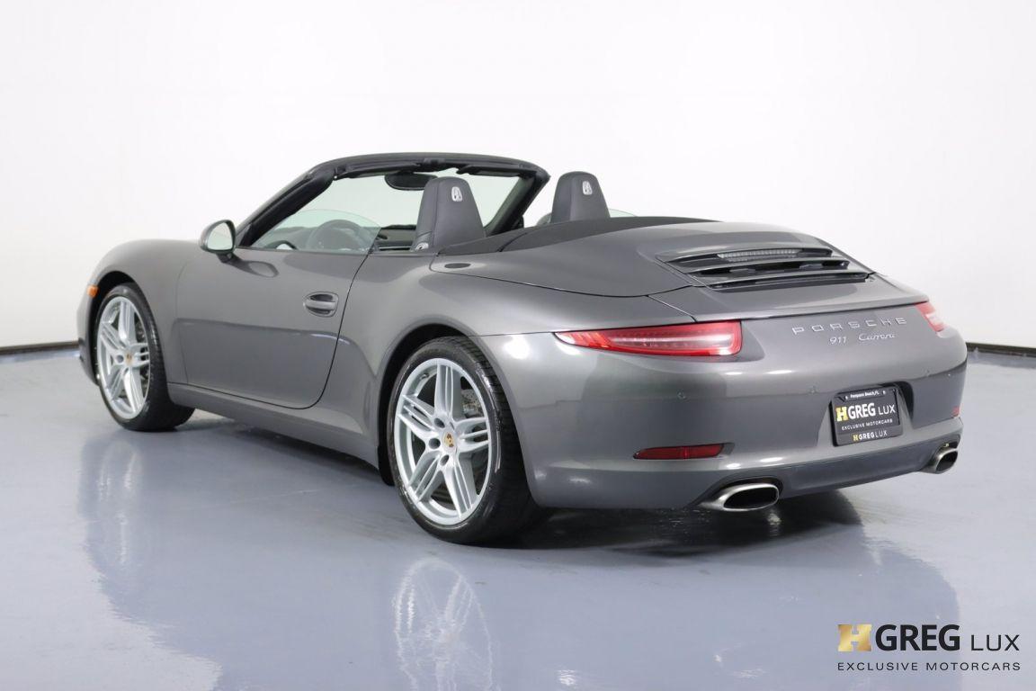 2013 Porsche 911  #21