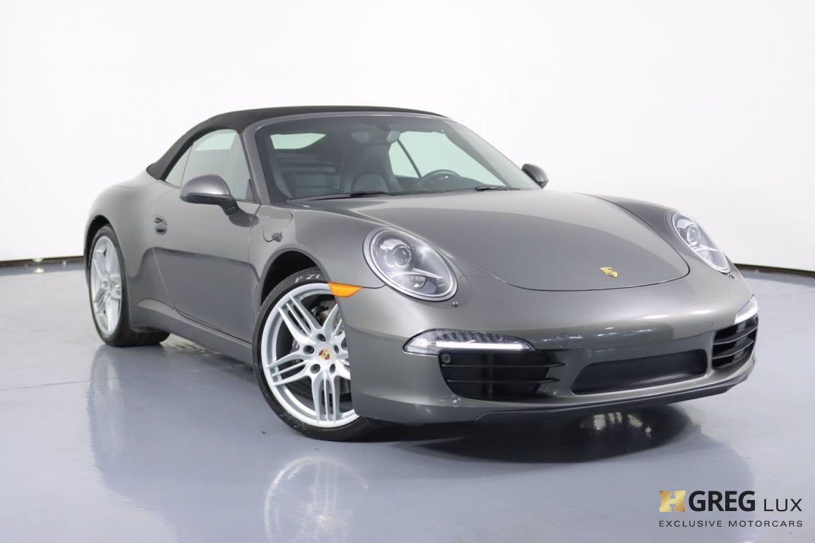 2013 Porsche 911  #3