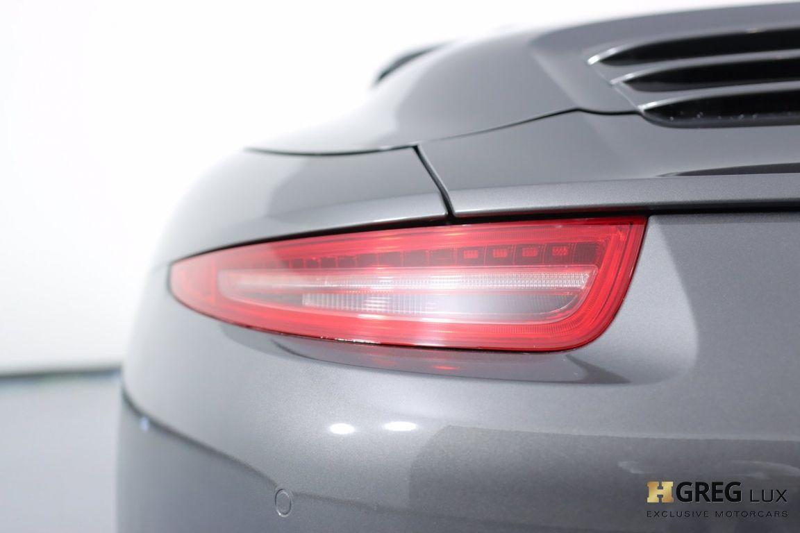 2013 Porsche 911  #18