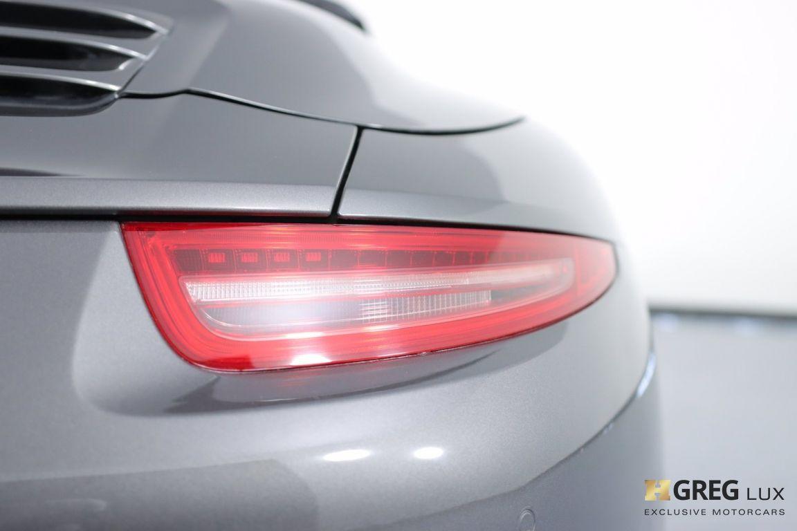 2013 Porsche 911  #19