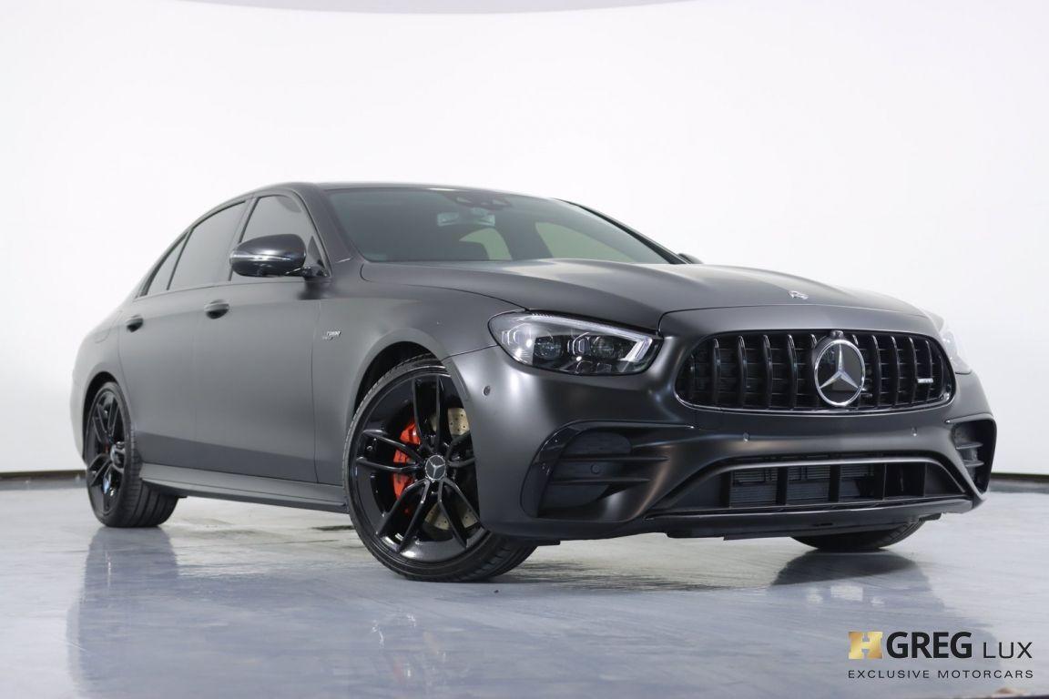 2021 Mercedes Benz E Class AMG E 53 #26