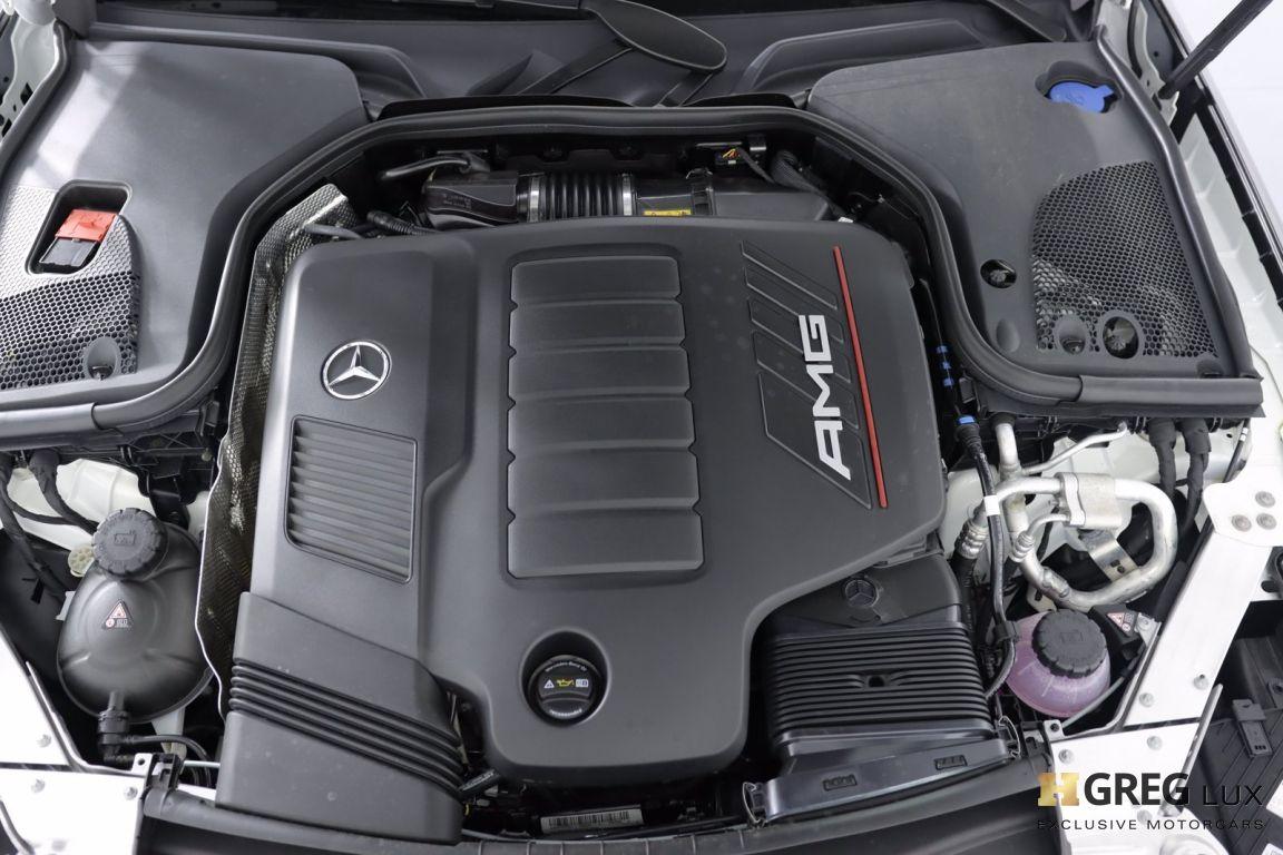 2021 Mercedes Benz E Class AMG E 53 #53