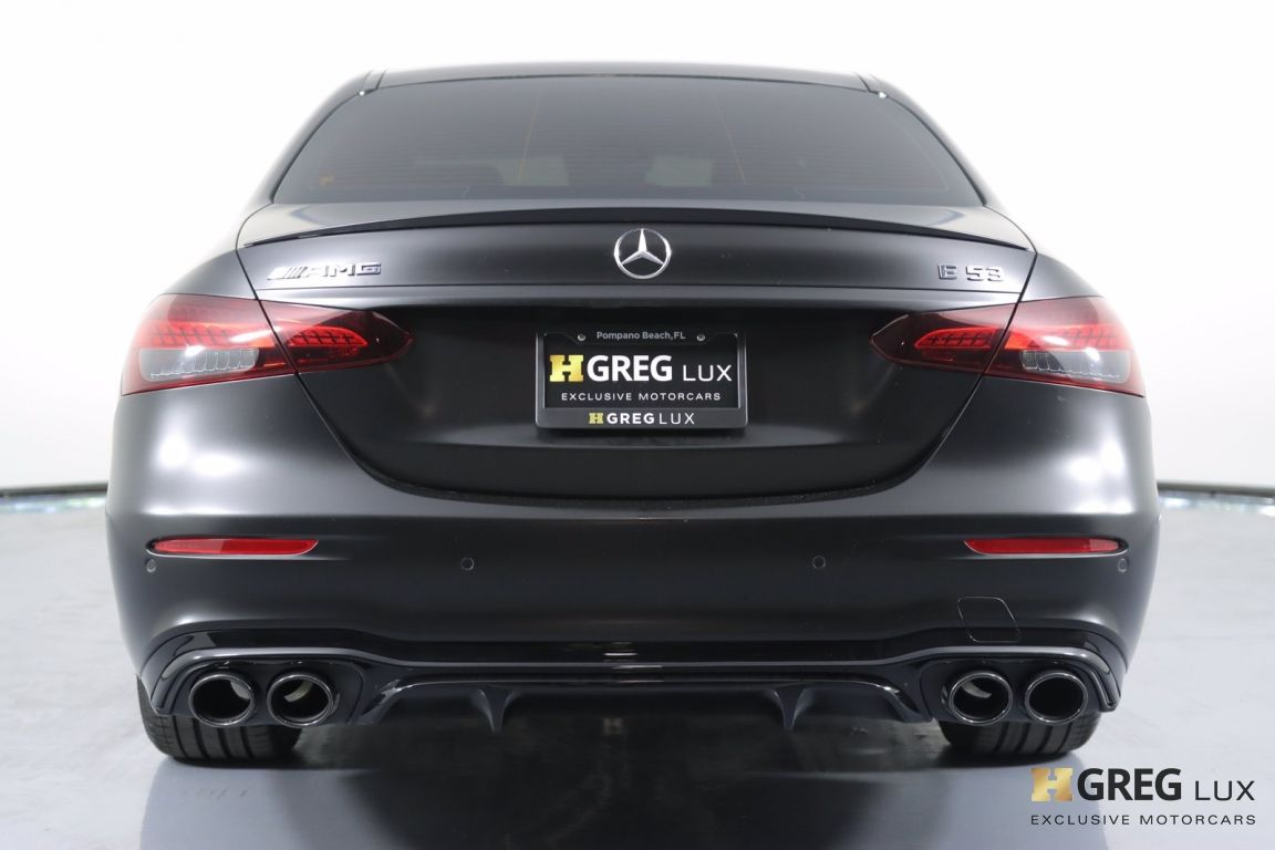 2021 Mercedes Benz E Class AMG E 53 #16