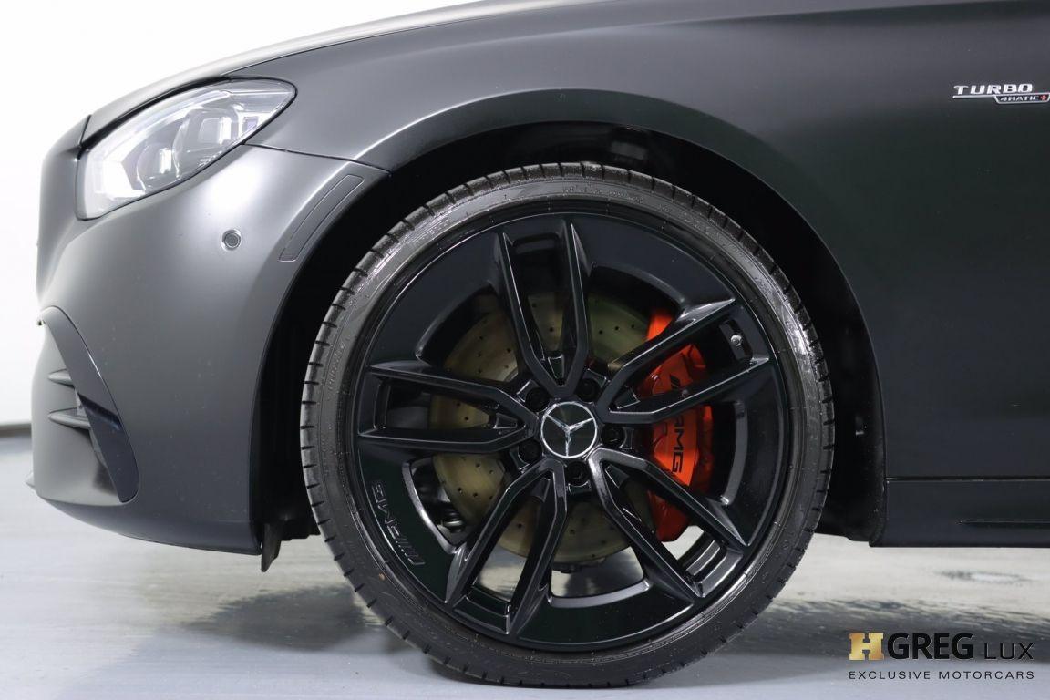 2021 Mercedes Benz E Class AMG E 53 #22