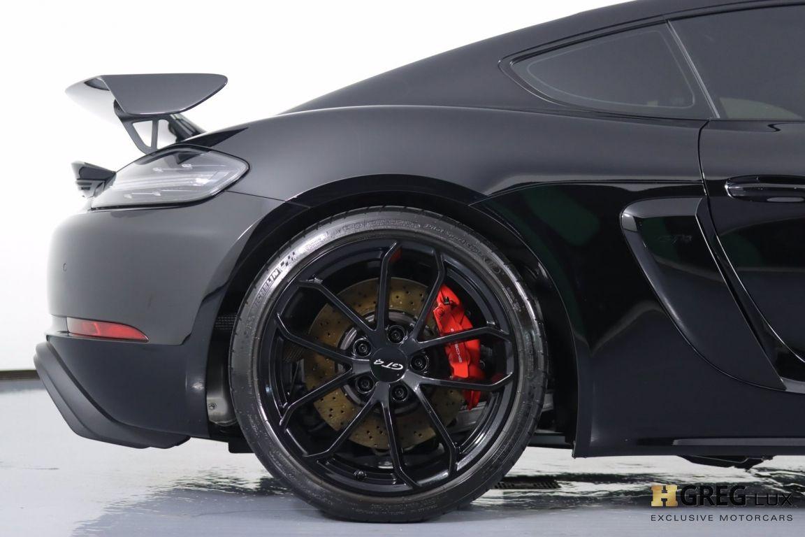 2020 Porsche 718 Cayman GT4 #13