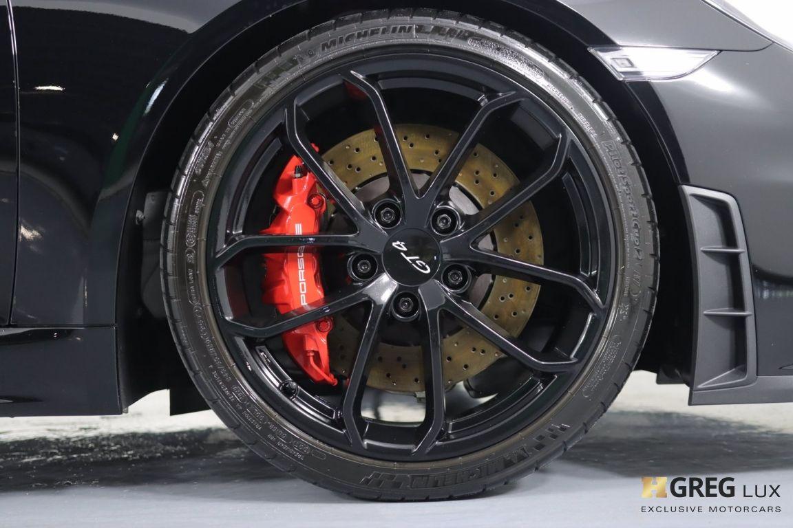 2020 Porsche 718 Cayman GT4 #12