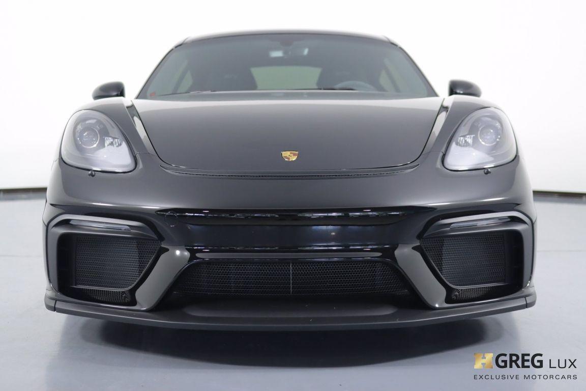 2020 Porsche 718 Cayman GT4 #3