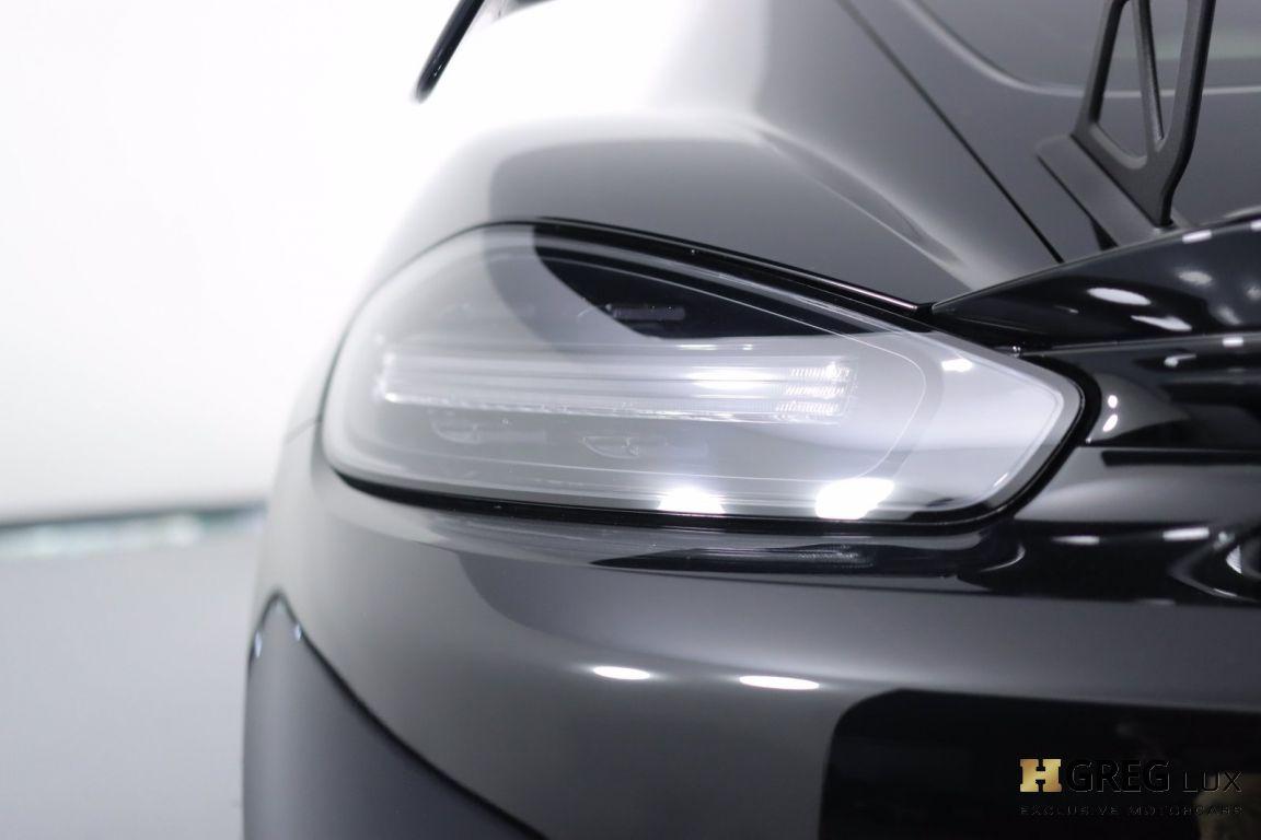 2020 Porsche 718 Cayman GT4 #17