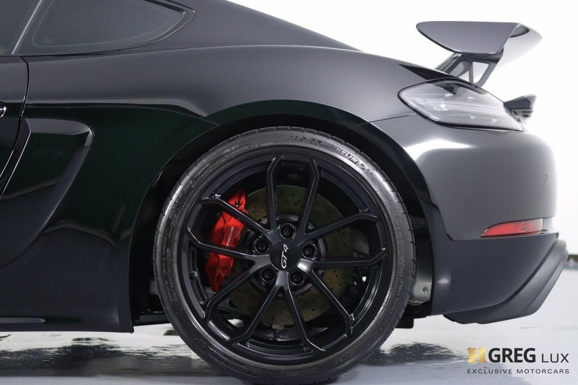 2020 Porsche 718 Cayman GT4 #24