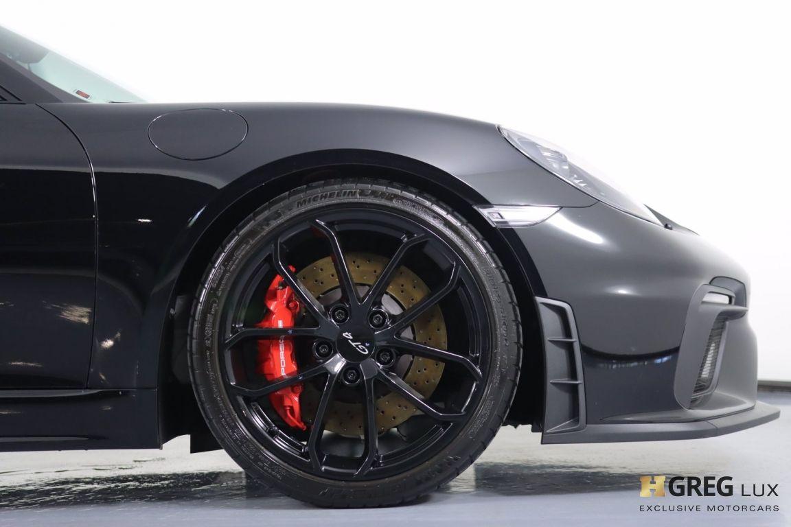2020 Porsche 718 Cayman GT4 #11