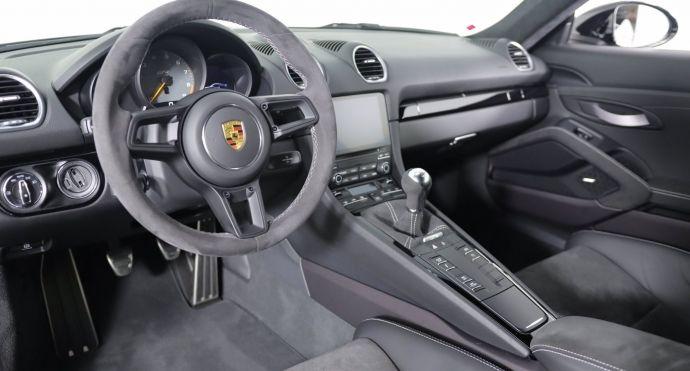 2020 Porsche 718 Cayman GT4 #1