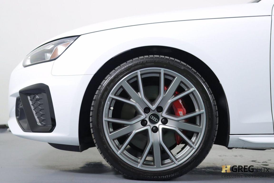 2021 Audi S4 Premium Plus #22
