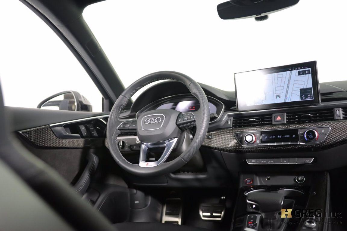 2021 Audi S4 Premium Plus #43