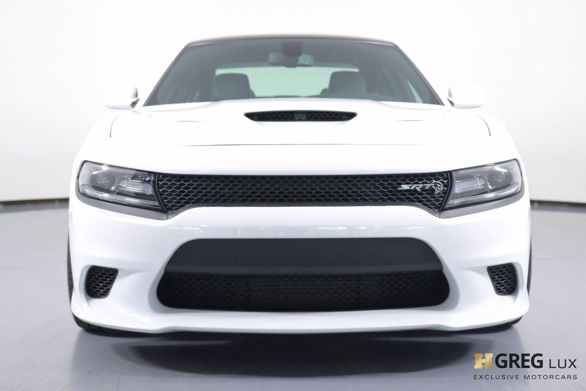 2018 Dodge Charger SRT Hellcat #3