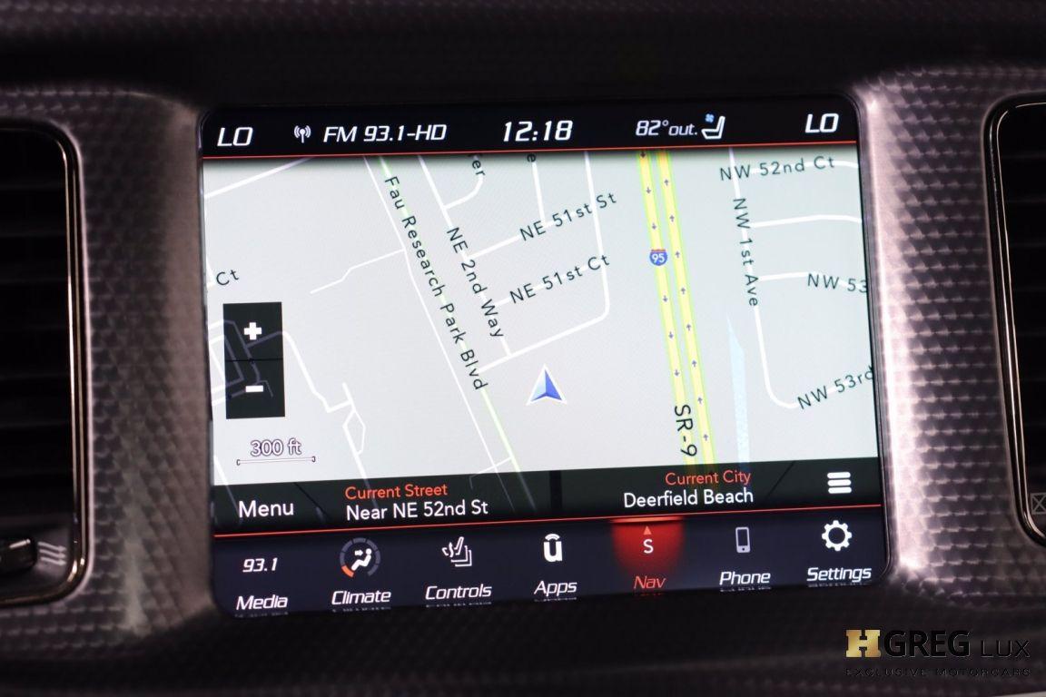 2018 Dodge Charger SRT Hellcat #42