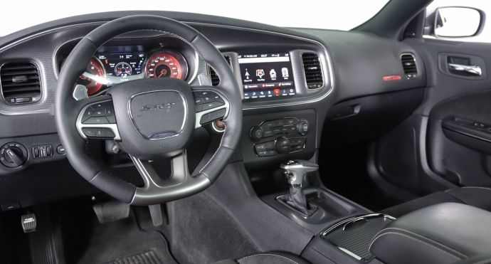 2018 Dodge Charger SRT Hellcat #1