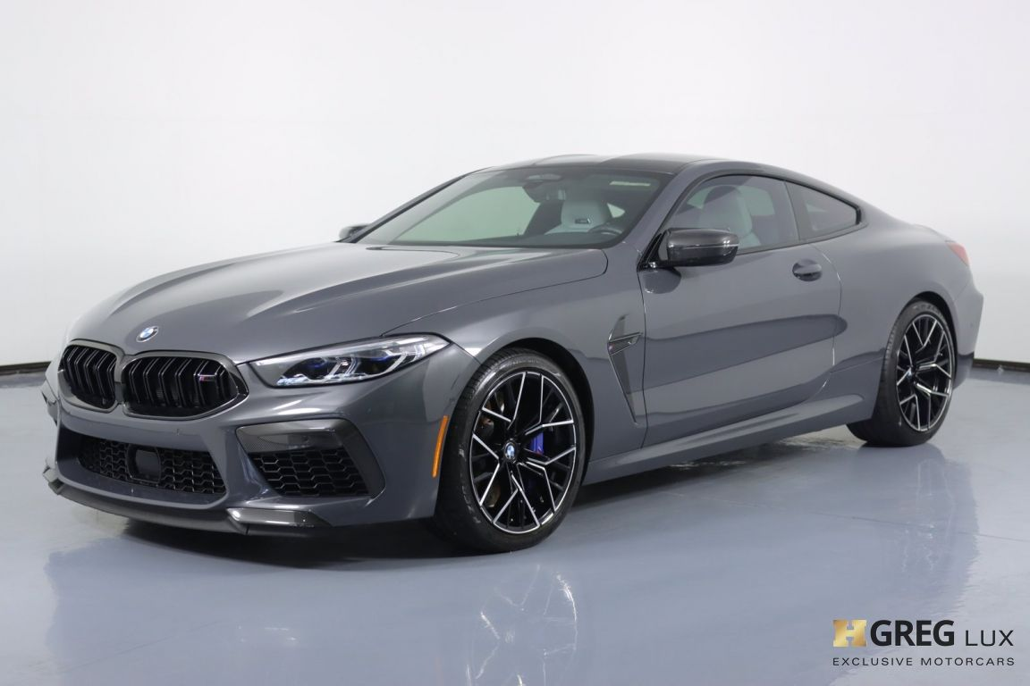 2020 BMW M8 Competition #26