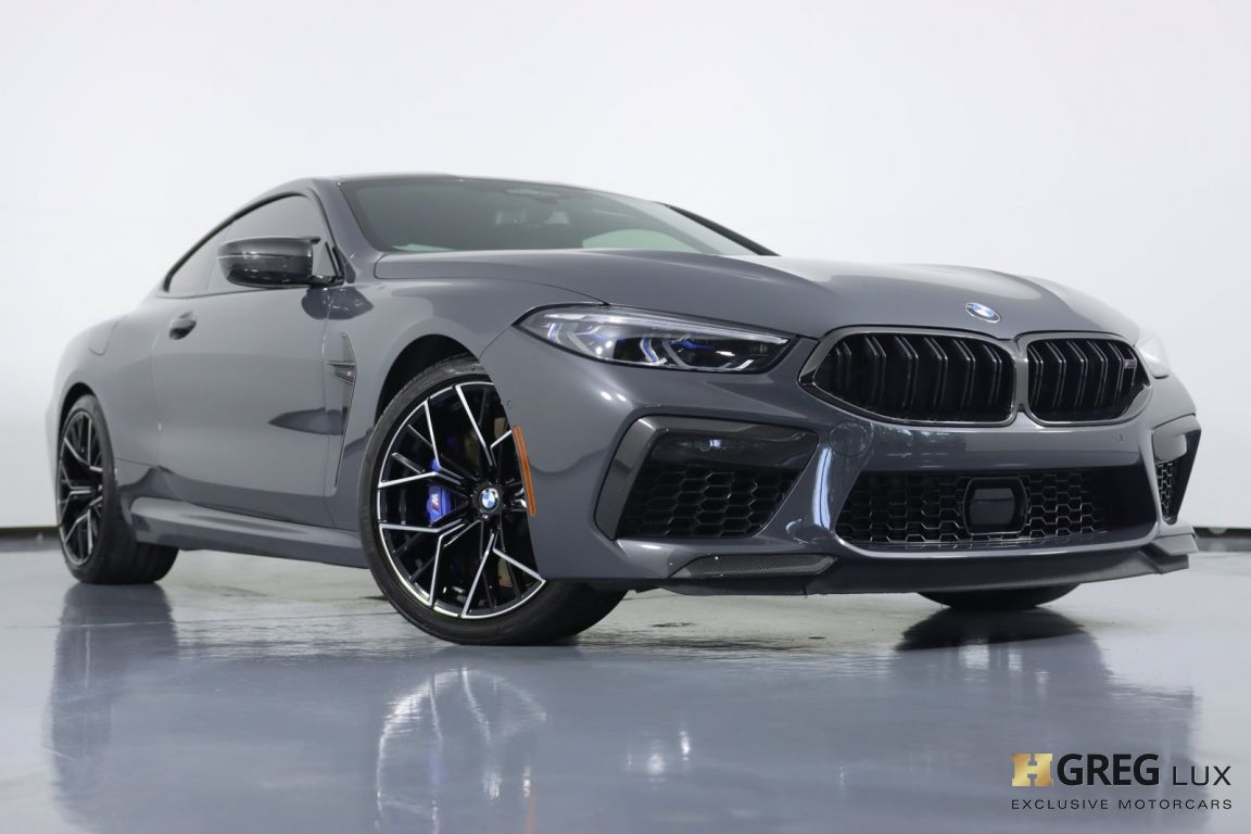 2020 BMW M8 Competition #27