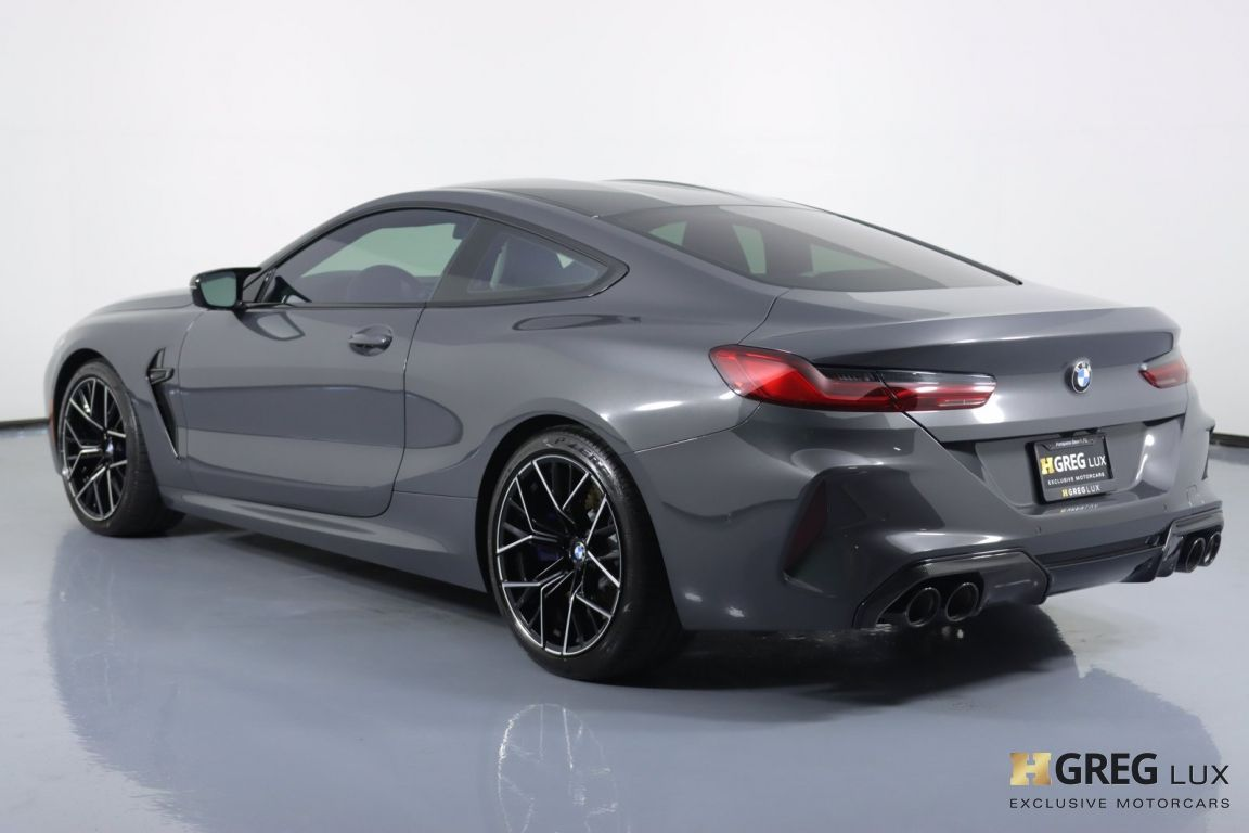 2020 BMW M8 Competition #20