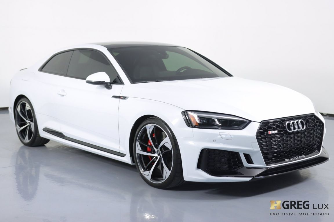 2018 Audi RS 5 Coupe 2.9T #9