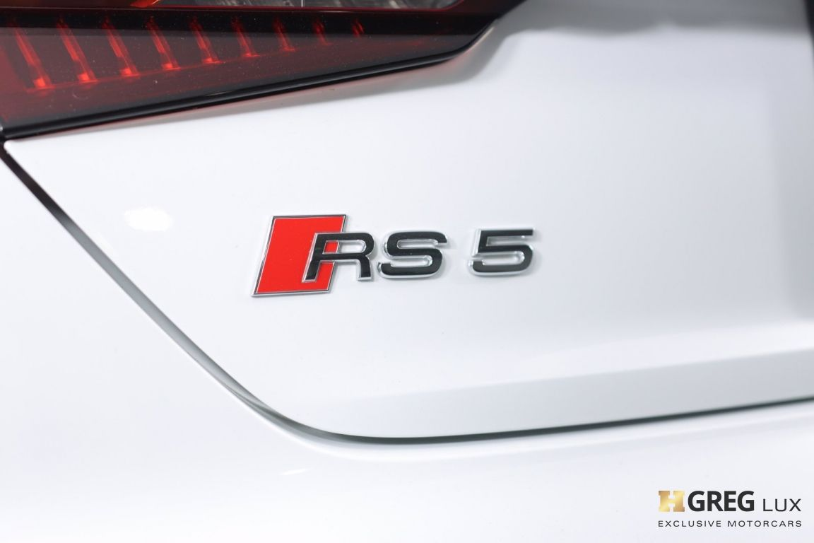 2018 Audi RS 5 Coupe 2.9T #19