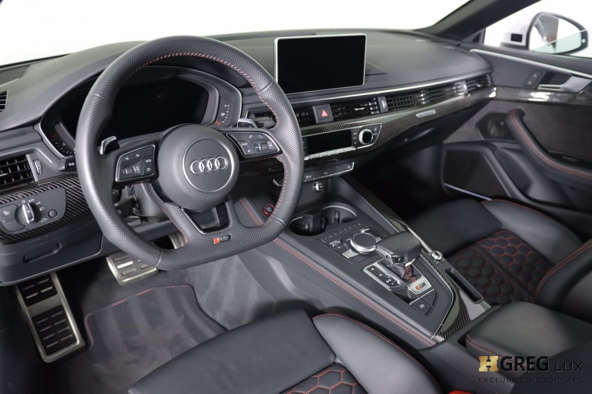 2018 Audi RS 5 Coupe 2.9T #1