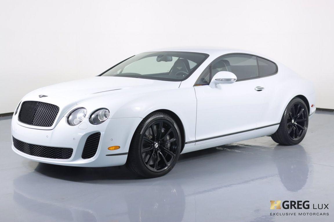 2010 Bentley Continental Supersports Supersports #26