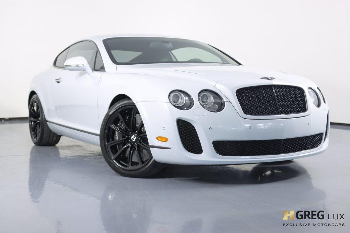 2010 Bentley Continental Supersports Supersports #27