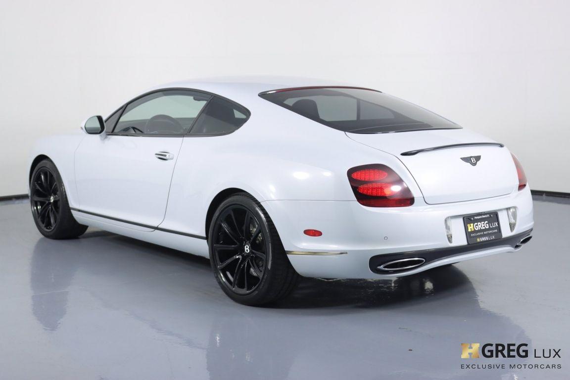 2010 Bentley Continental Supersports Supersports #20