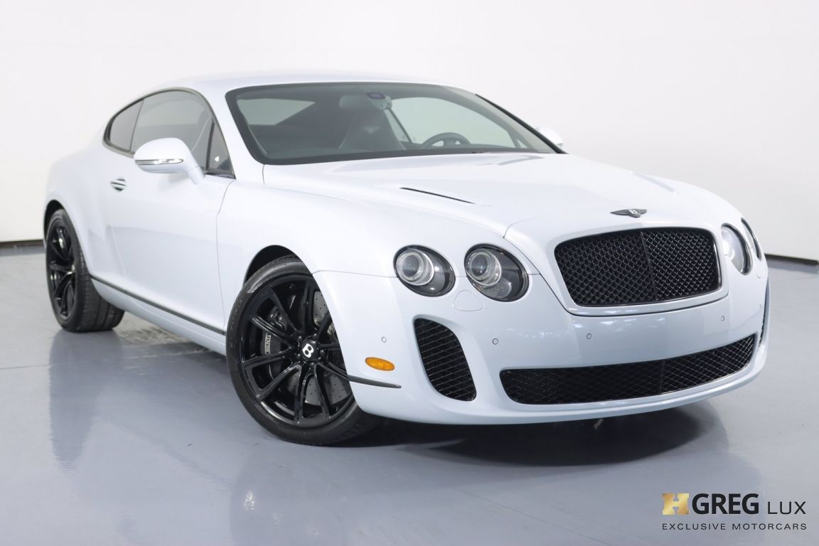 2010 Bentley Continental Supersports Supersports #0