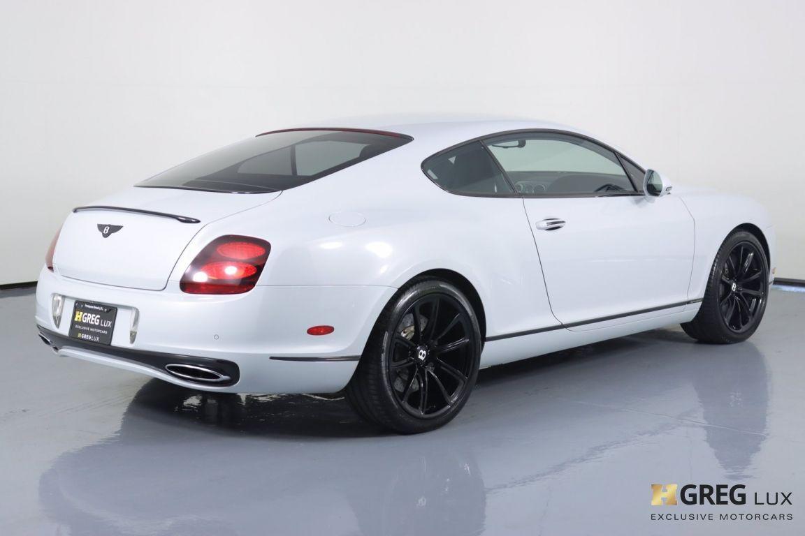 2010 Bentley Continental Supersports Supersports #15