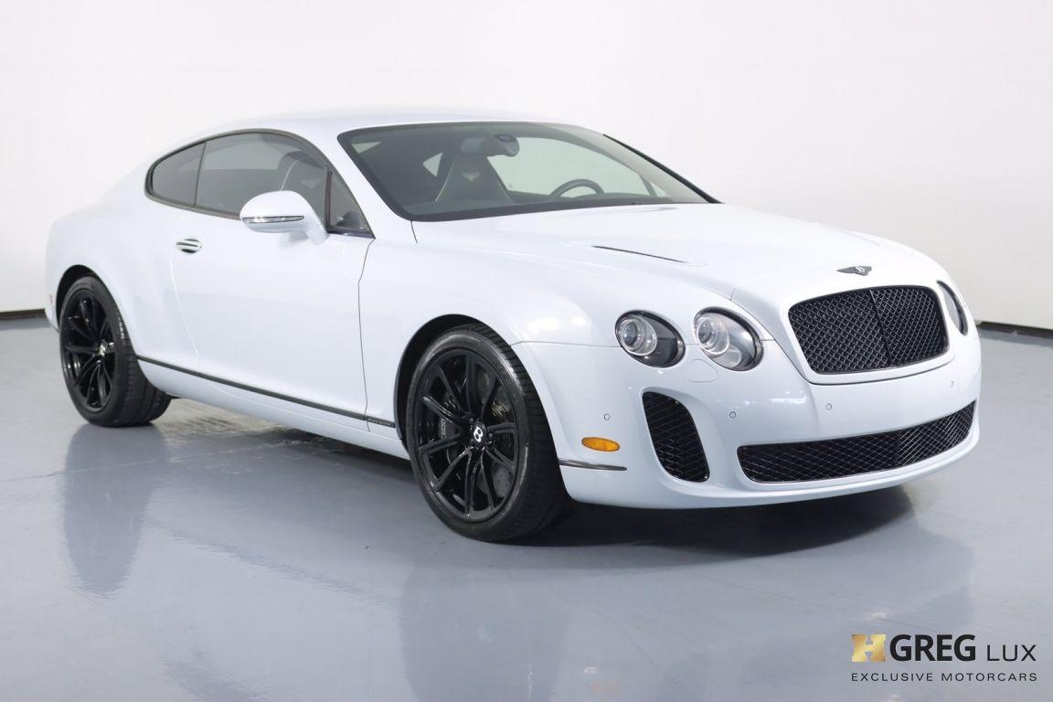 2010 Bentley Continental Supersports Supersports #9
