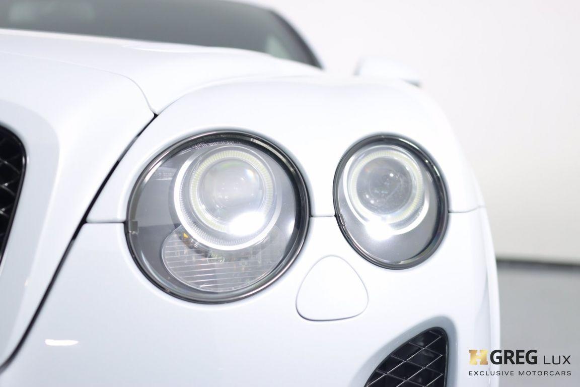 2010 Bentley Continental Supersports Supersports #5