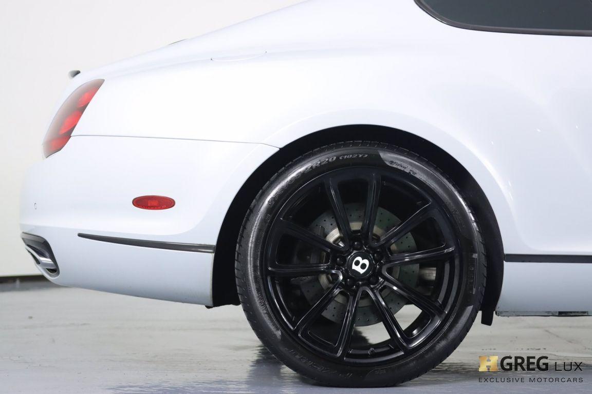 2010 Bentley Continental Supersports Supersports #13