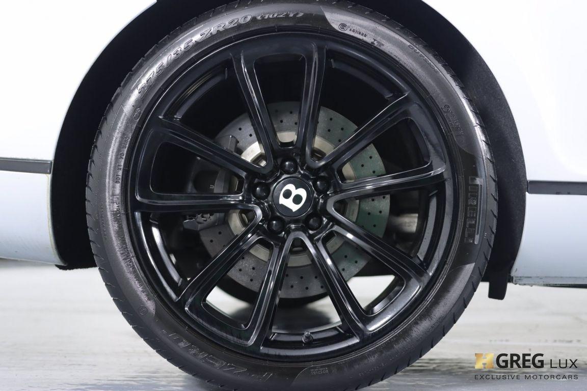 2010 Bentley Continental Supersports Supersports #14