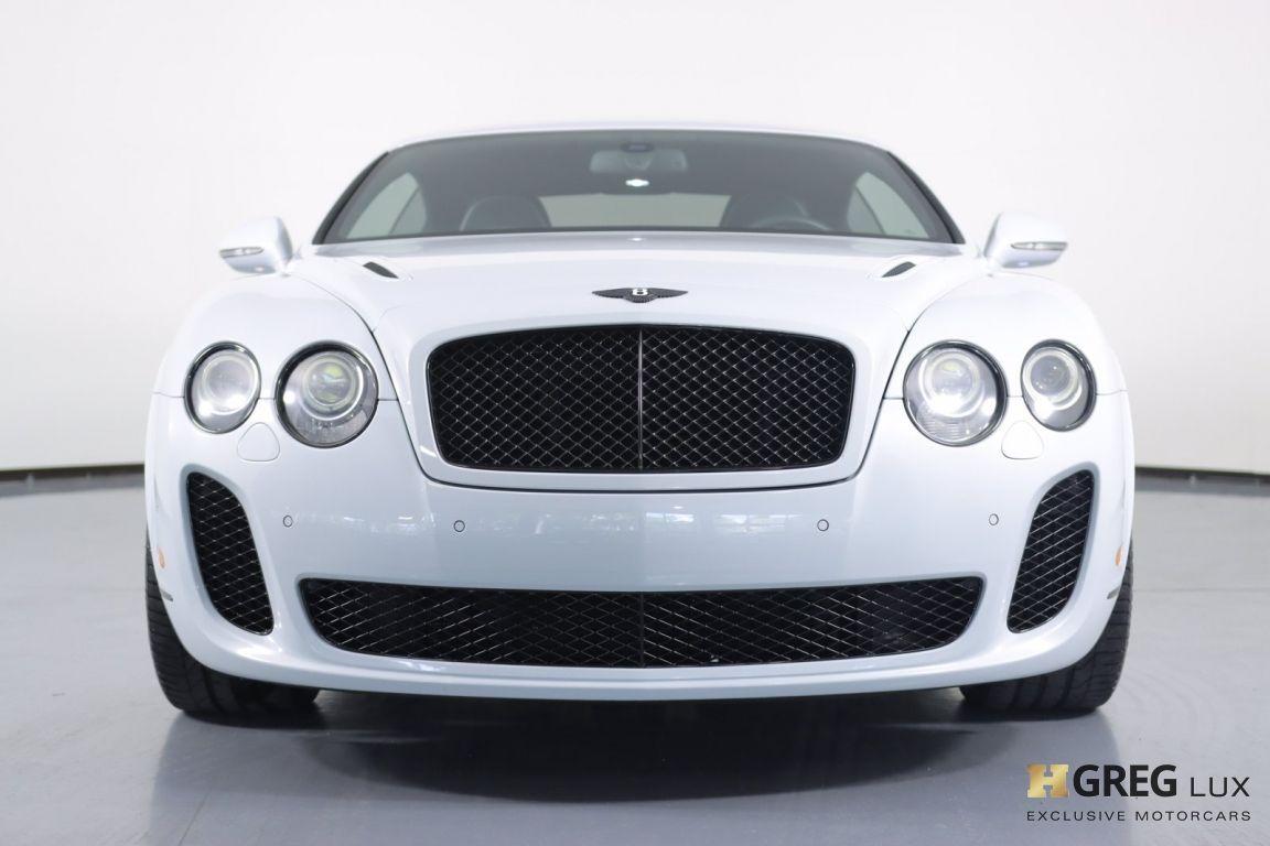2010 Bentley Continental Supersports Supersports #3