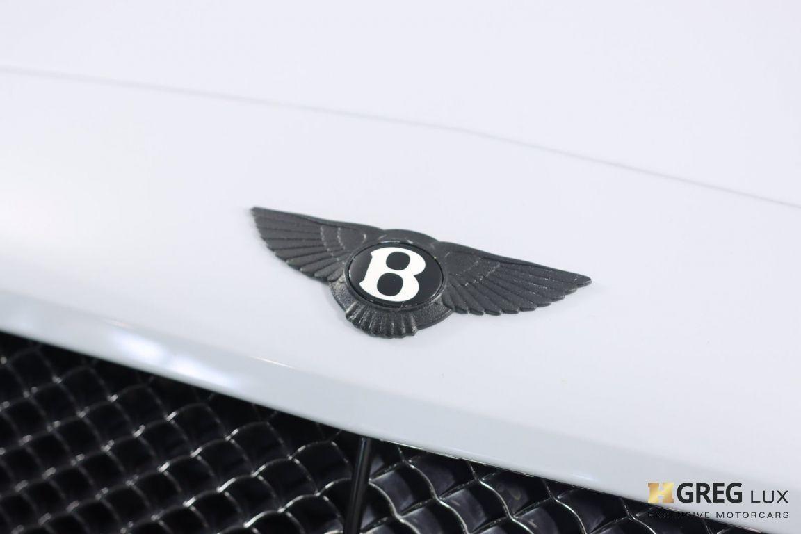 2010 Bentley Continental Supersports Supersports #6
