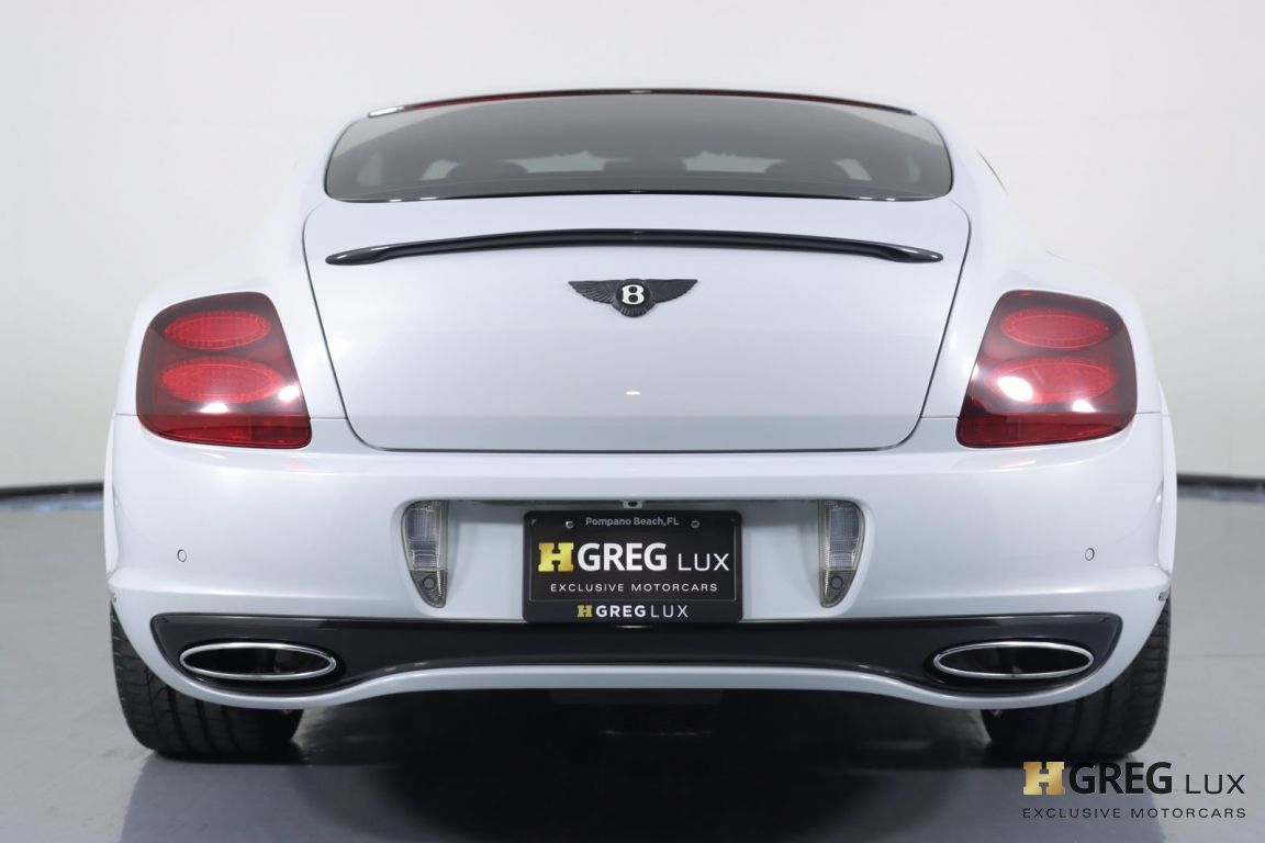 2010 Bentley Continental Supersports Supersports #16