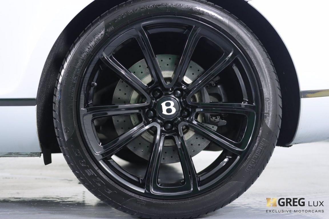 2010 Bentley Continental Supersports Supersports #25