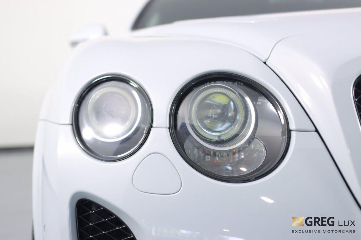 2010 Bentley Continental Supersports Supersports #4