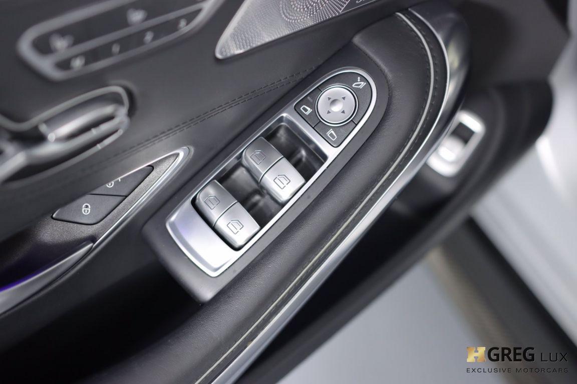 2016 Mercedes Benz S Class AMG S 63 #38