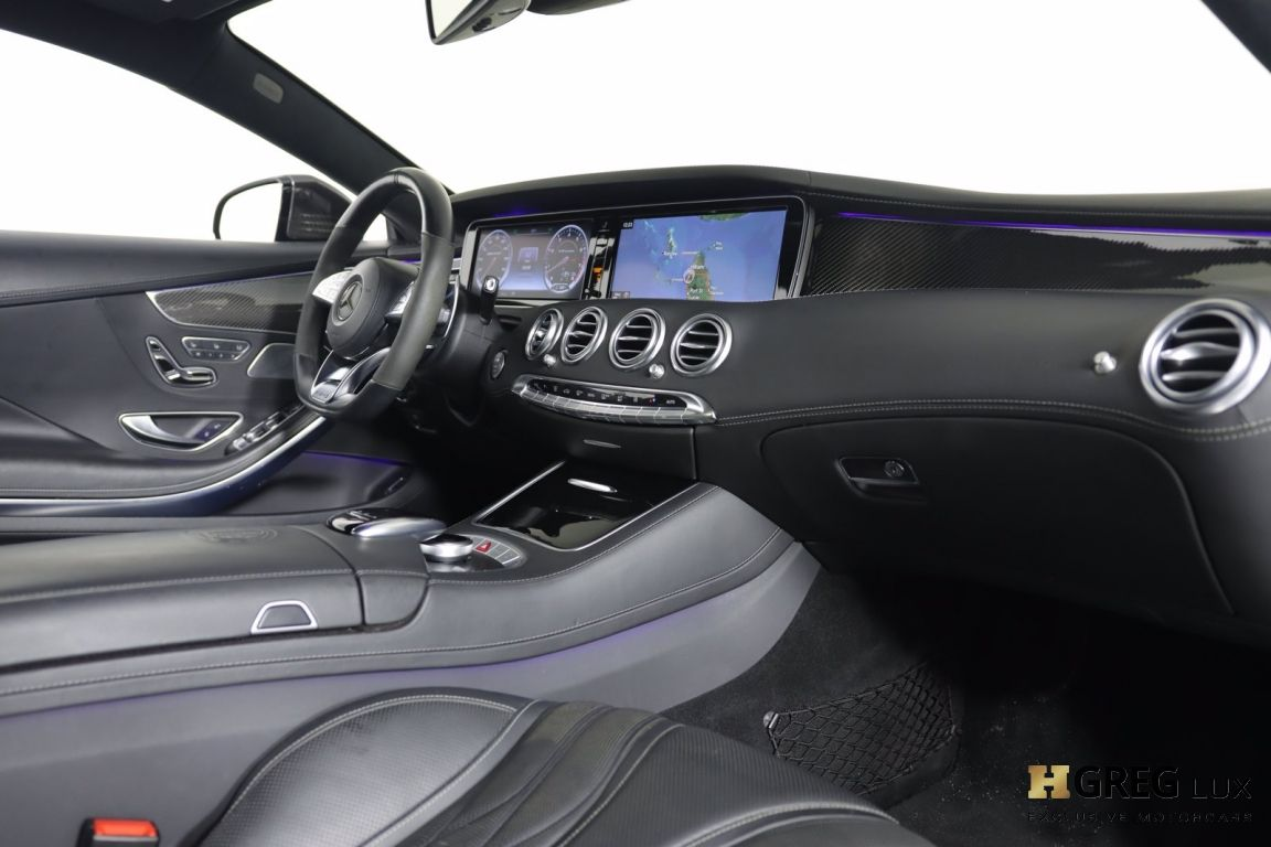 2016 Mercedes Benz S Class AMG S 63 #29